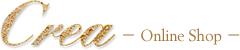 Crea-Online Shop-